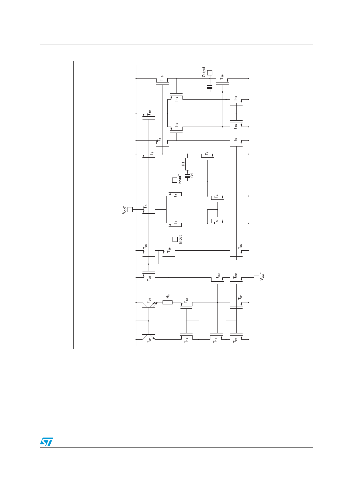 TS27M2 pdf, ピン配列