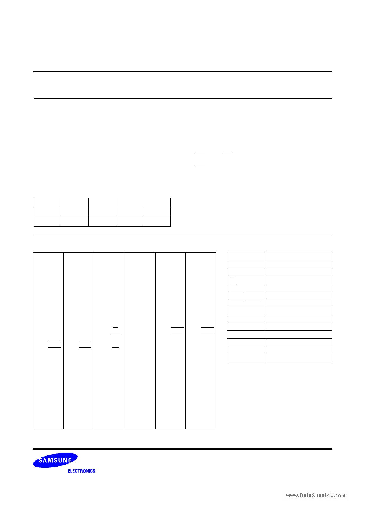 KMM466F404BS2-L دیتاشیت PDF