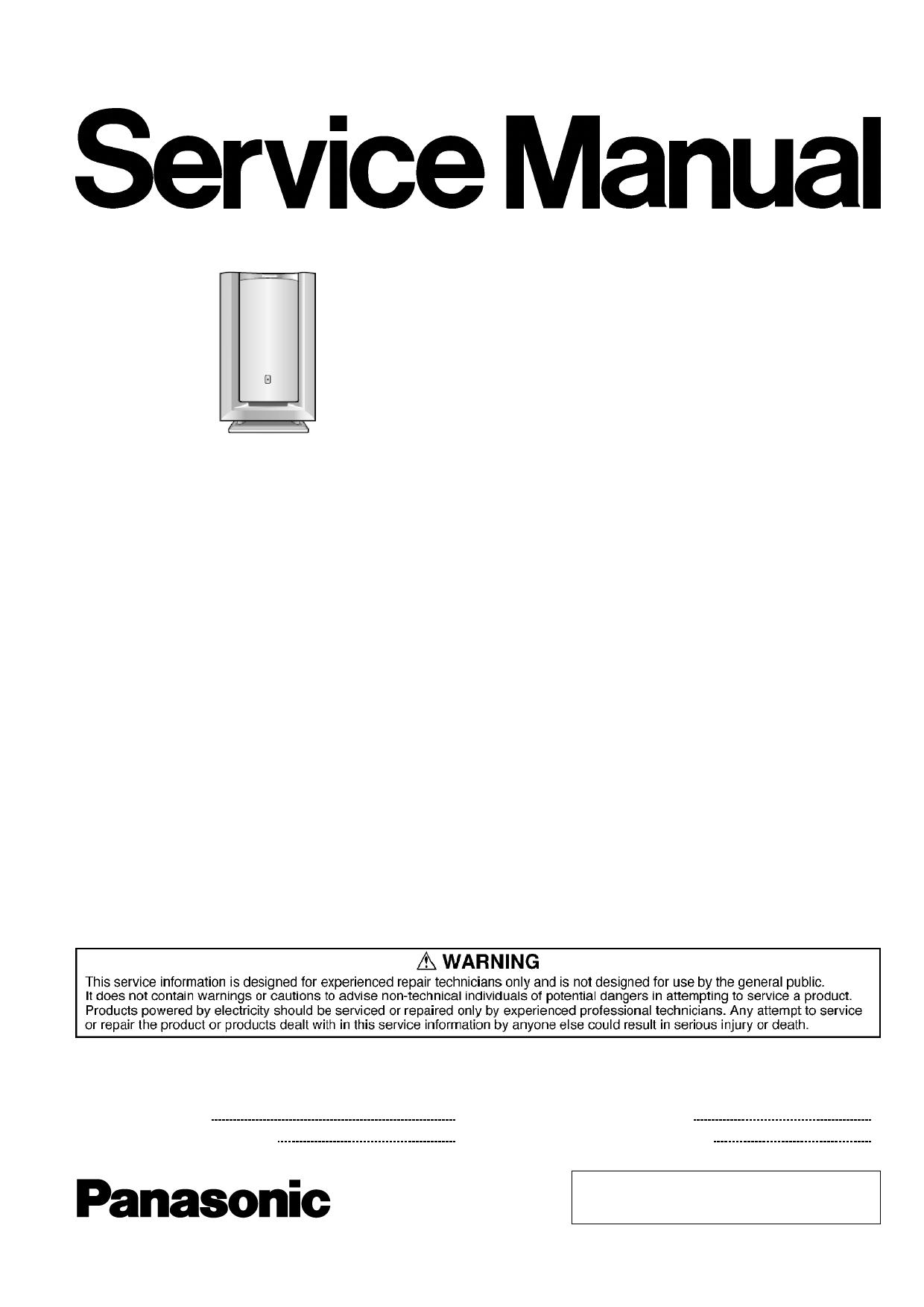 SB-WA870EB دیتاشیت PDF