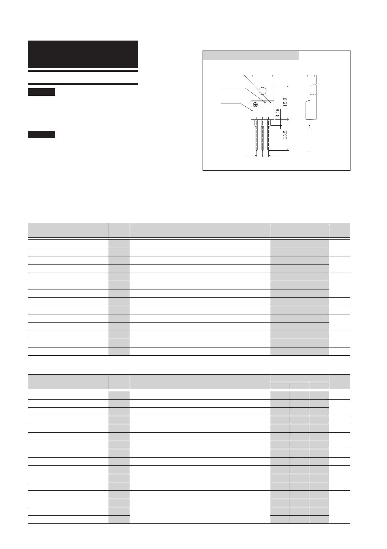 P20F50HP2 datasheet
