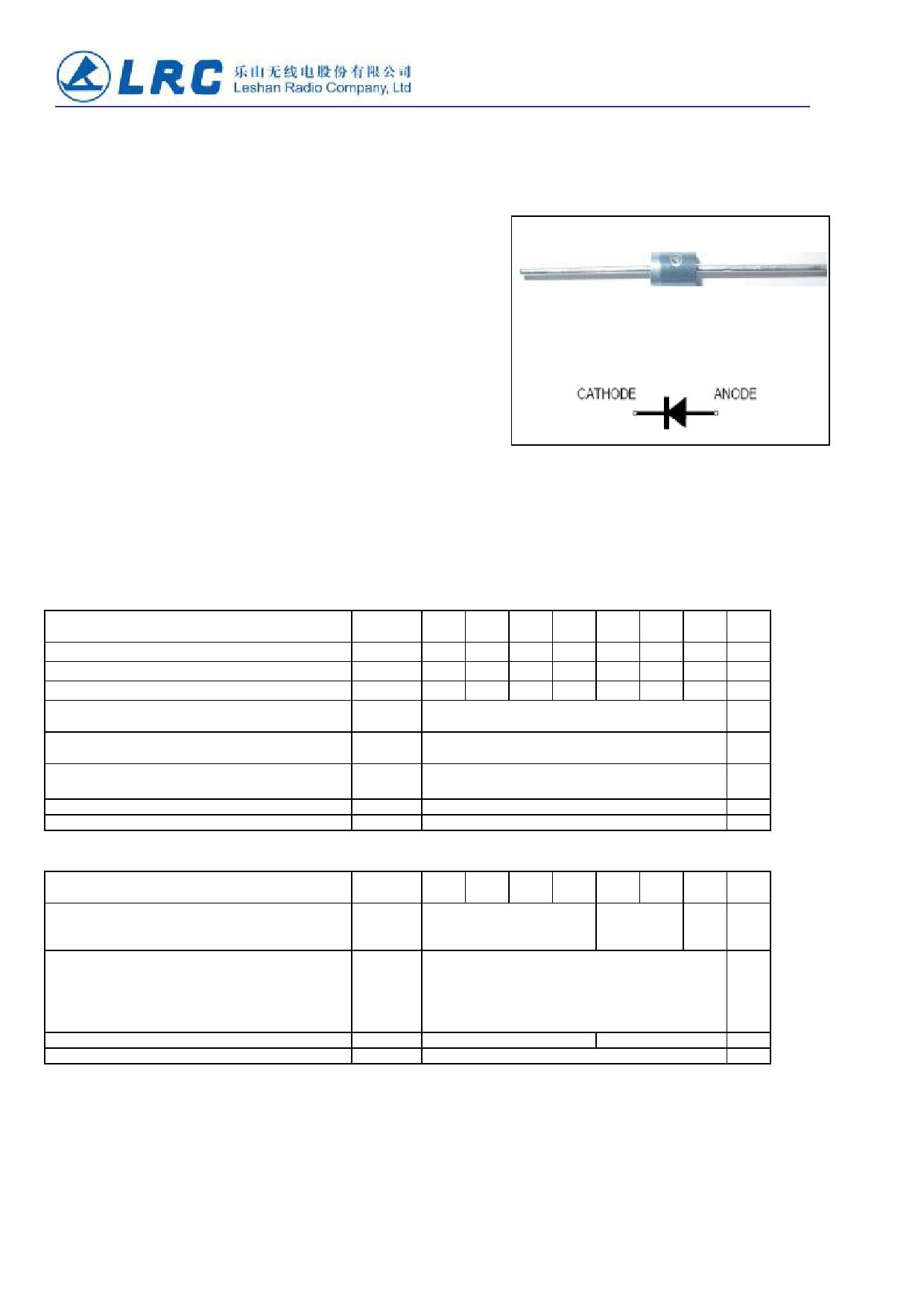 LUR410 Datasheet, LUR410 PDF,ピン配置, 機能
