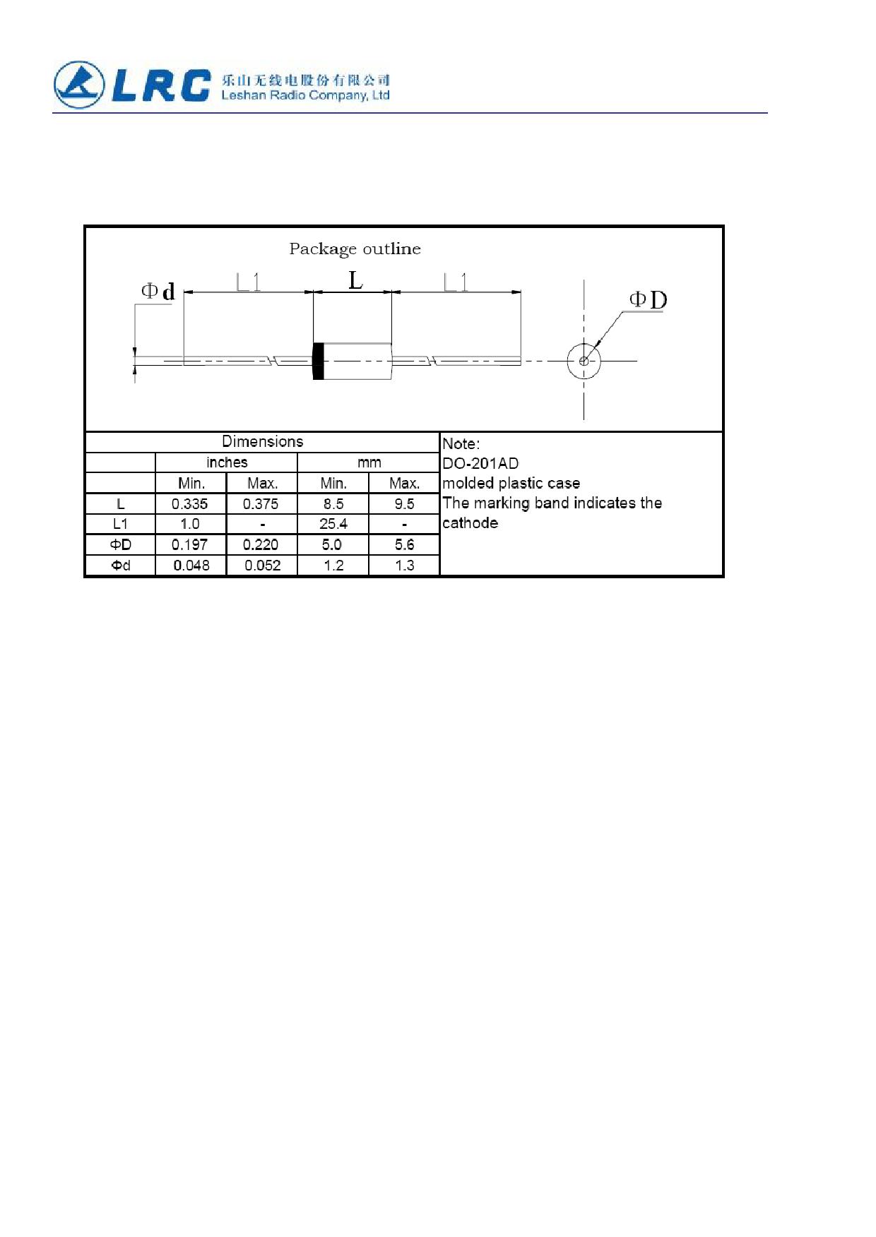LUR410 pdf, ピン配列