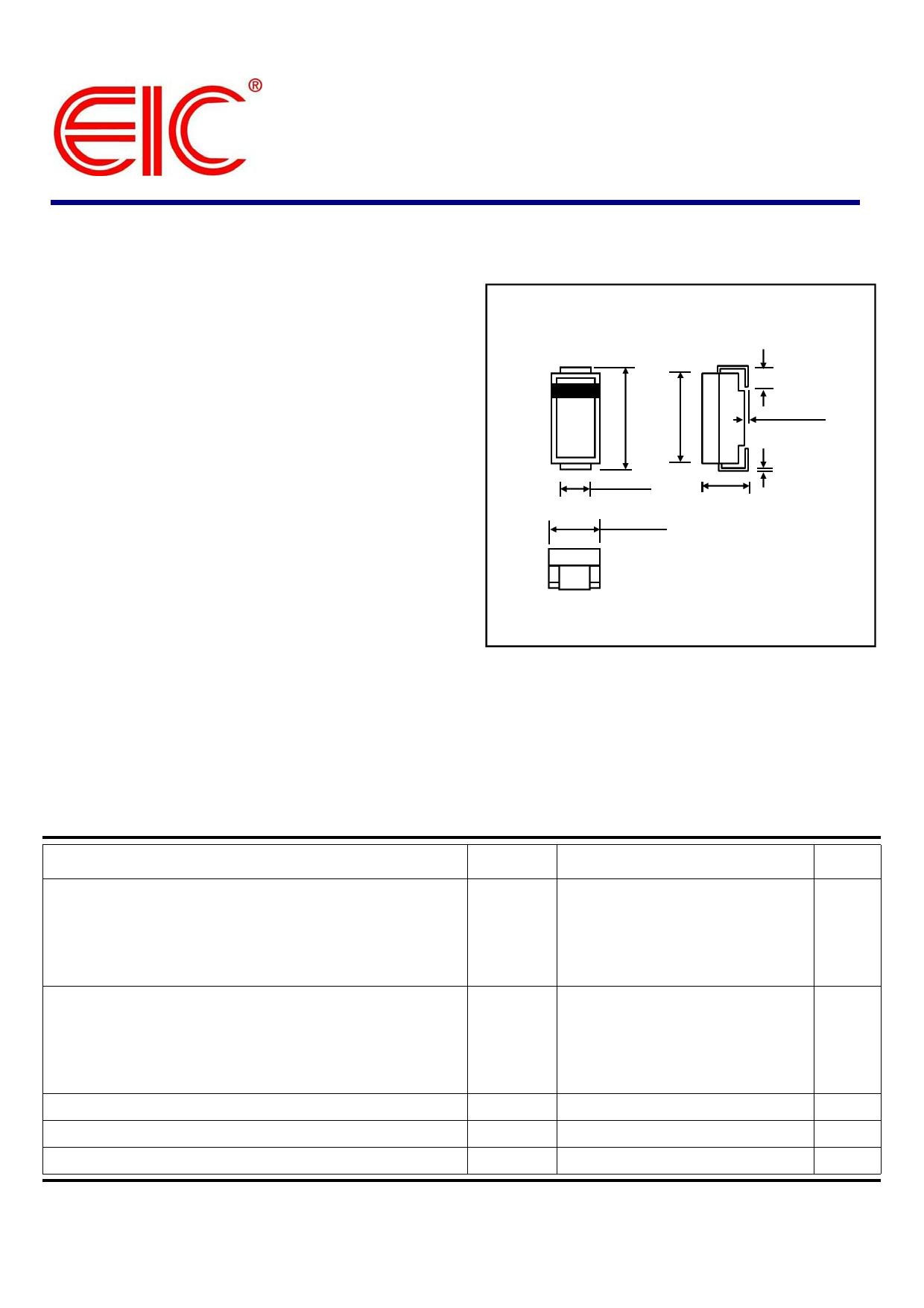 1SMB5917B datasheet