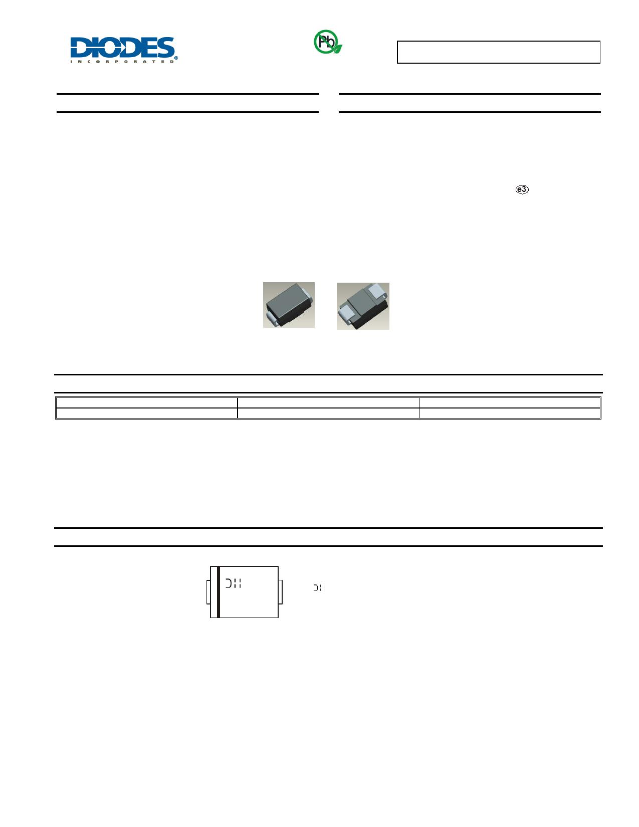 SMAJ60CA datasheet