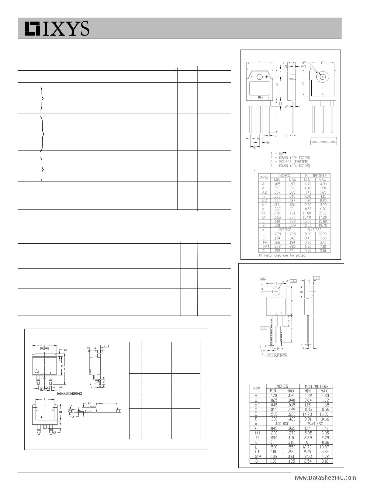 TA36N30P pdf pinout