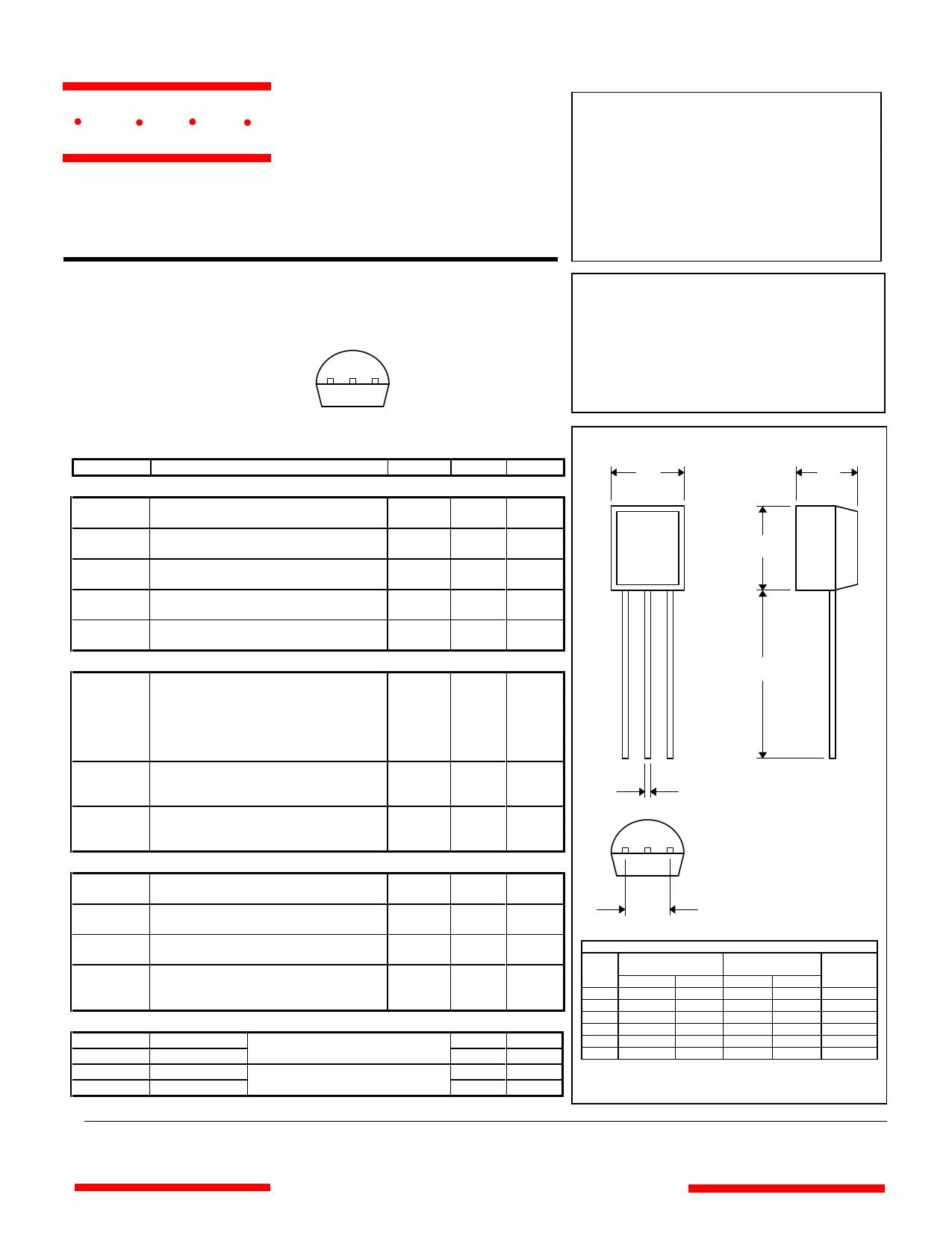 2N3906 دیتاشیت PDF