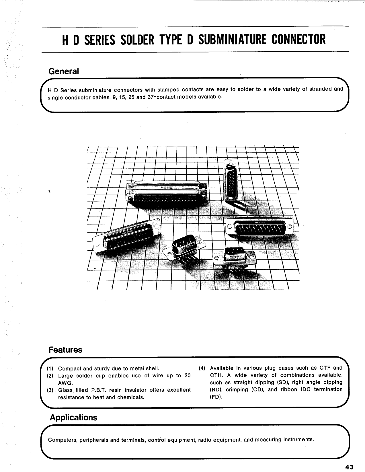 HDAB-37SF دیتاشیت PDF