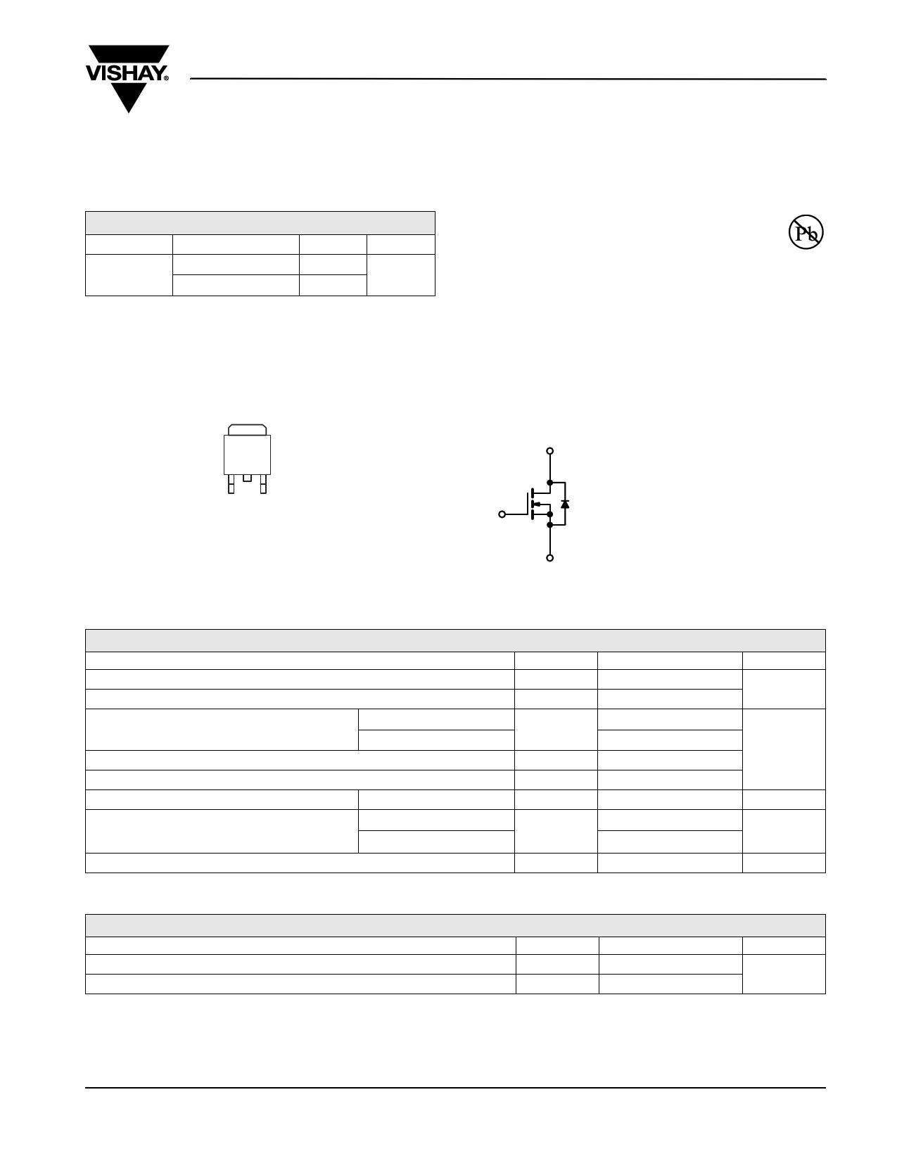 SUM90N08-4m8P datasheet, circuit