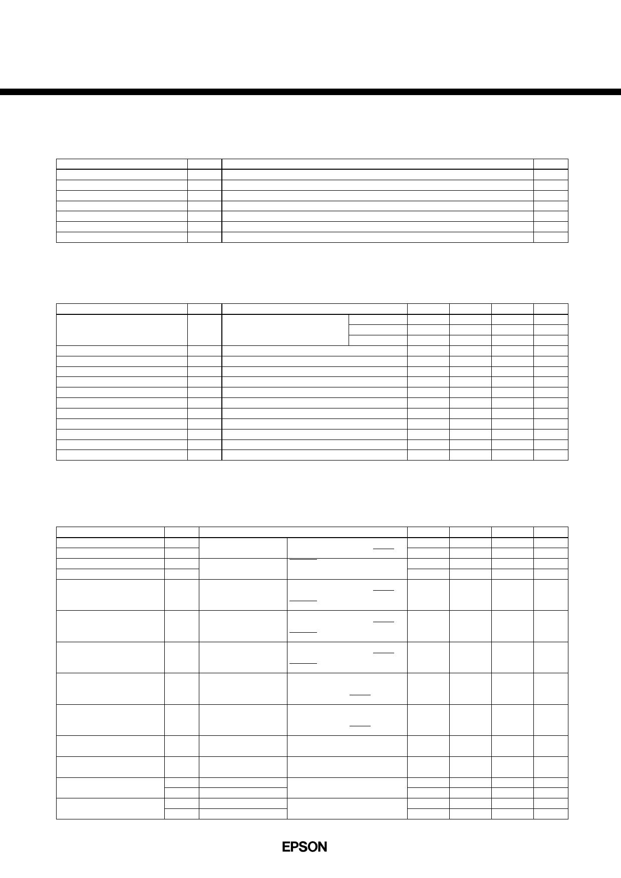 E0C624A pdf, 반도체, 판매, 대치품