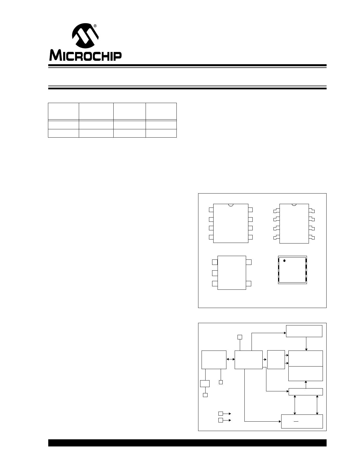 24LC02B datasheet, circuit