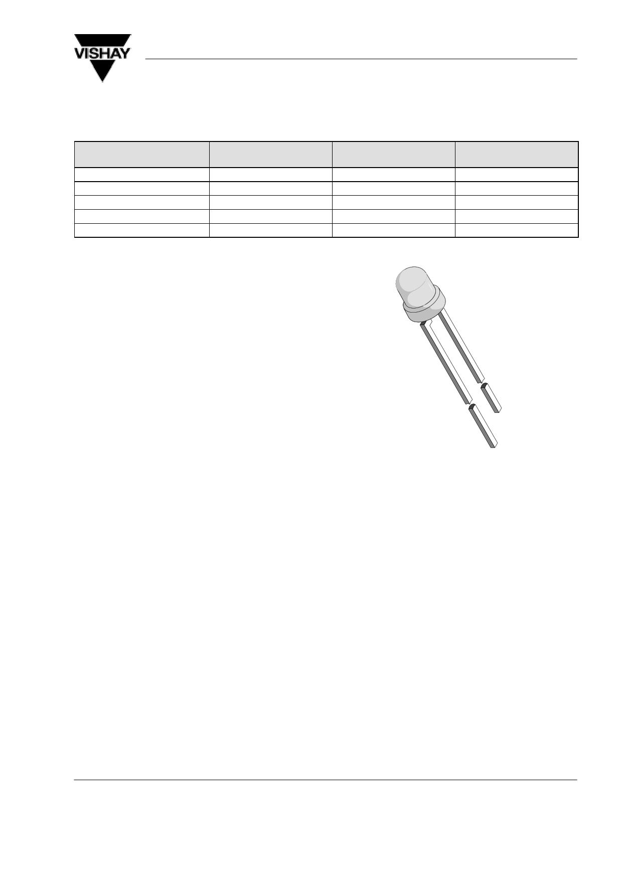 TLRG4400 Даташит, Описание, Даташиты