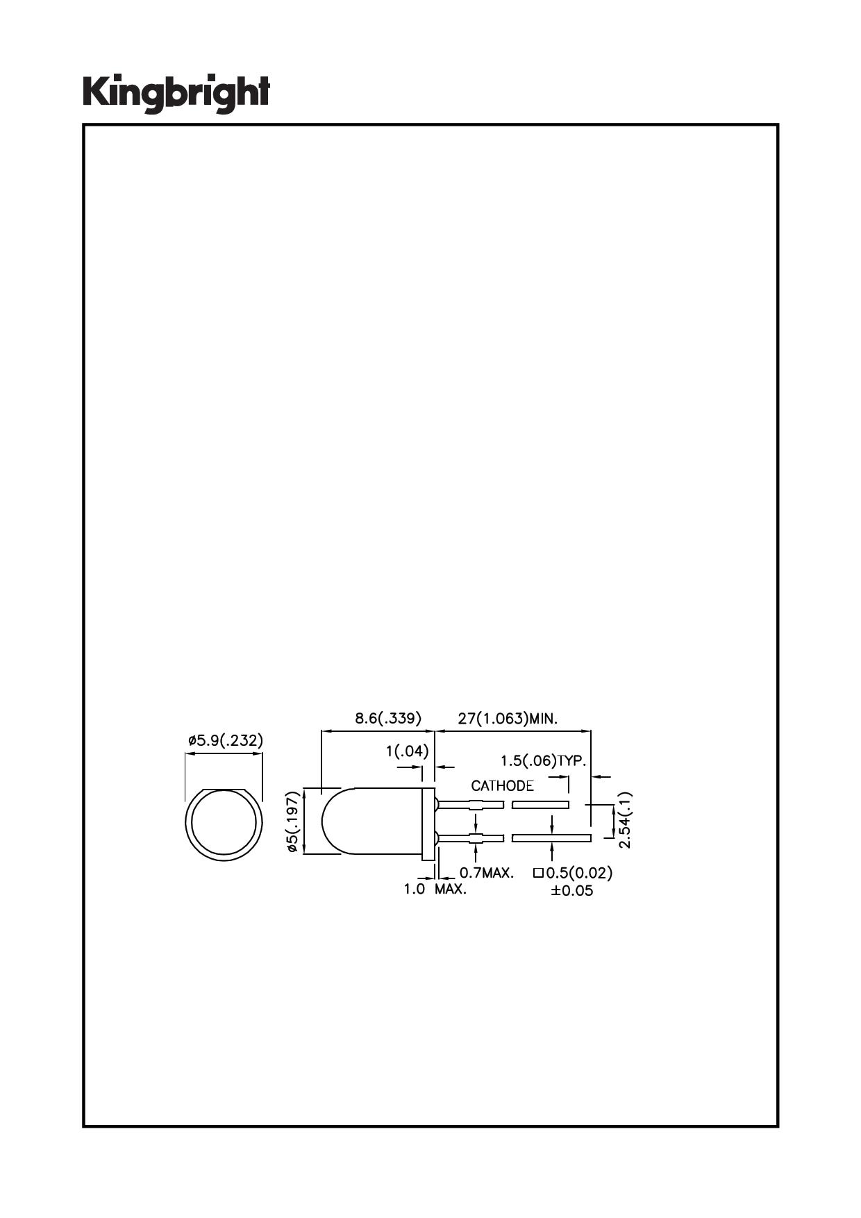 L-7113F3C دیتاشیت PDF