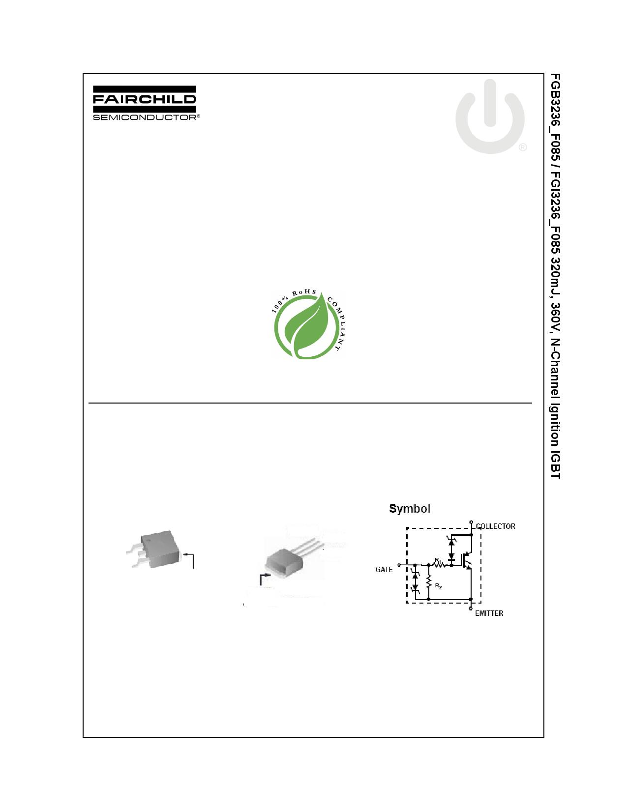 FGI3236_F085 데이터시트 및 FGI3236_F085 PDF