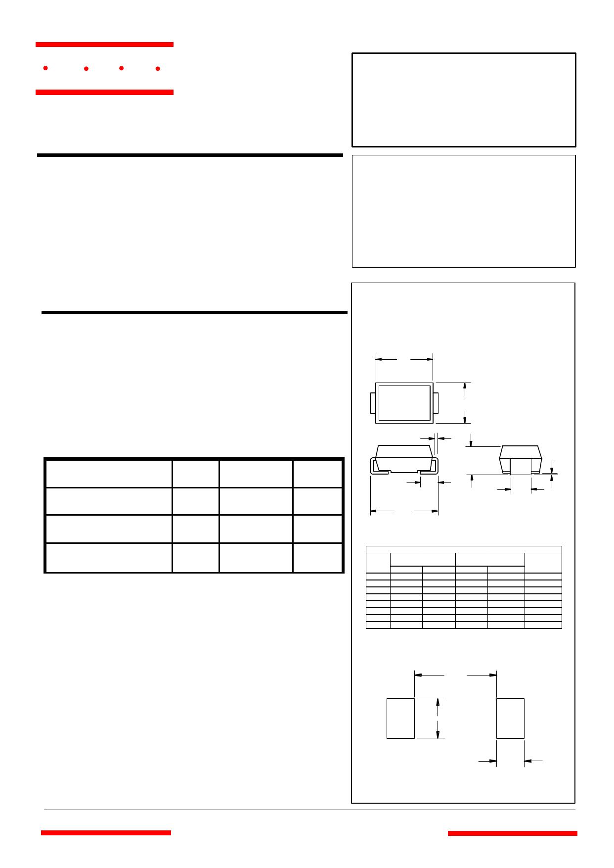 P6SMBJ540A دیتاشیت PDF