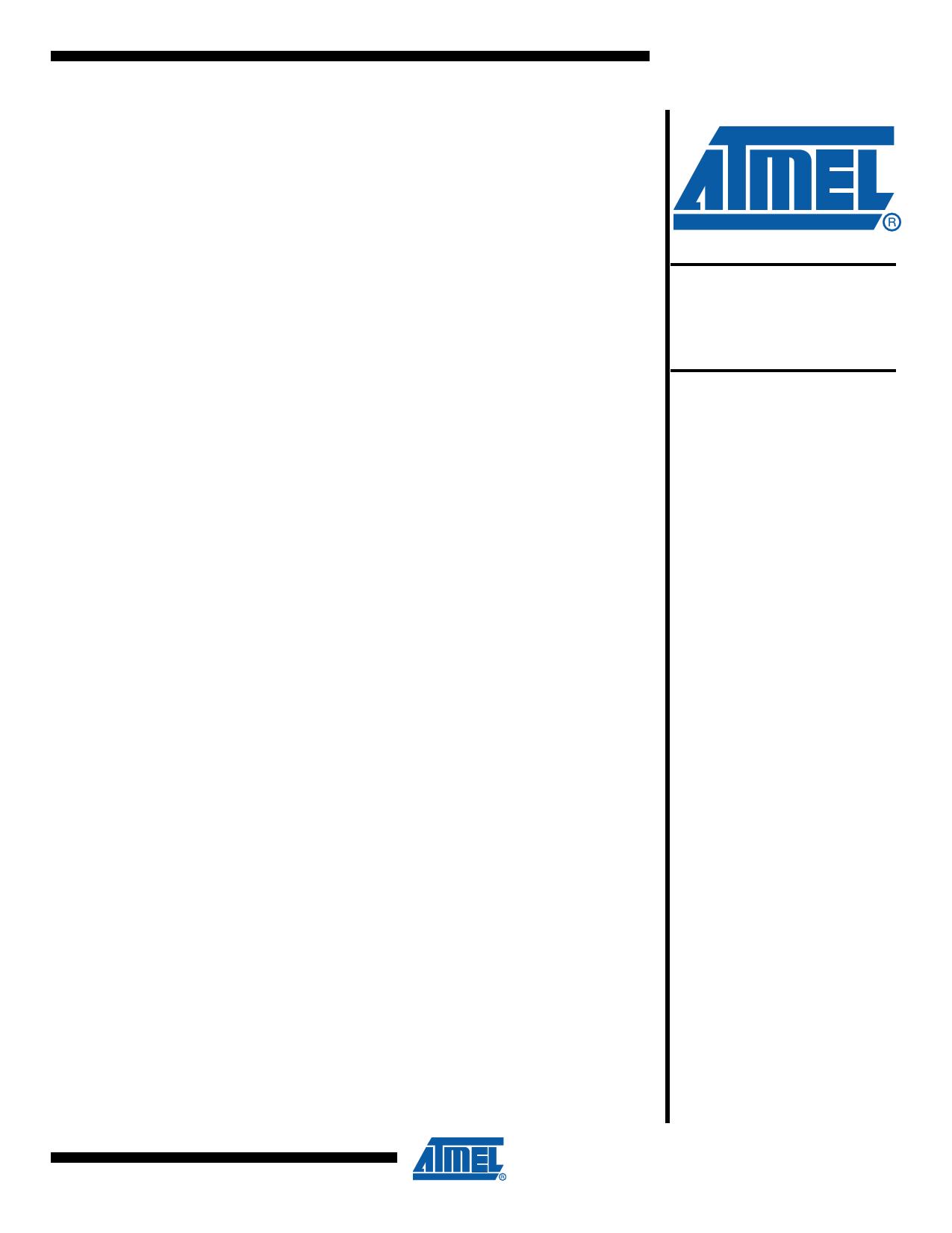 AT32UC3A4128 Datasheet, ピン配置, 機能