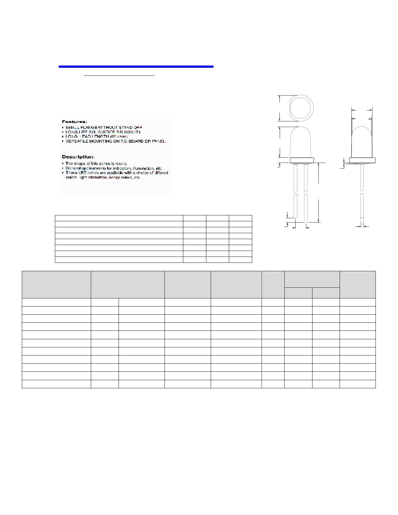 L-5013UWC datasheet