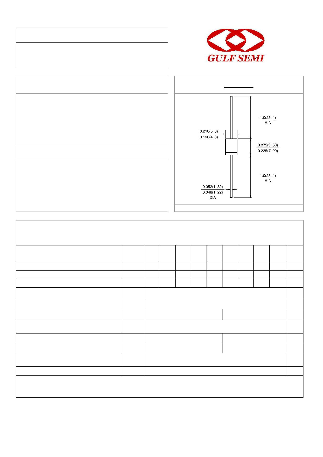 UF5401-E datasheet