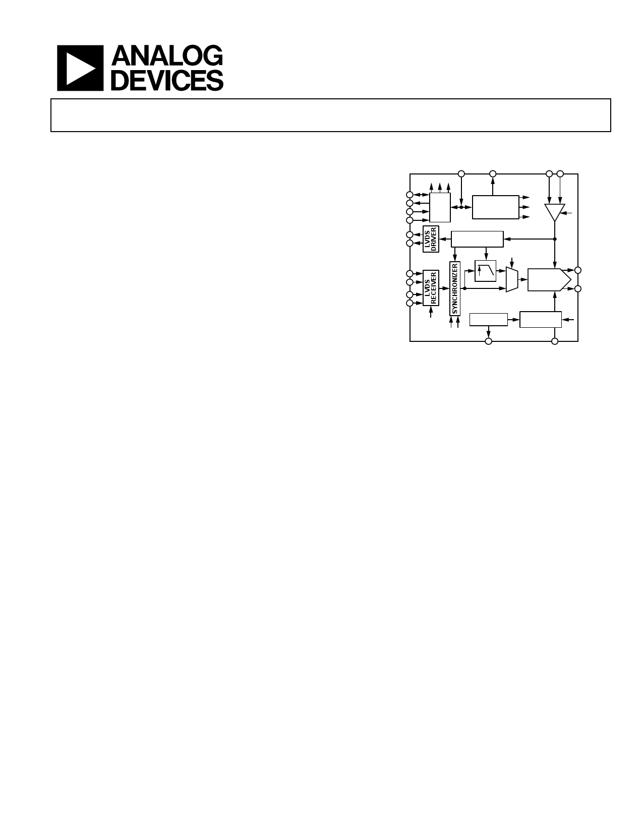 AD9734 دیتاشیت PDF