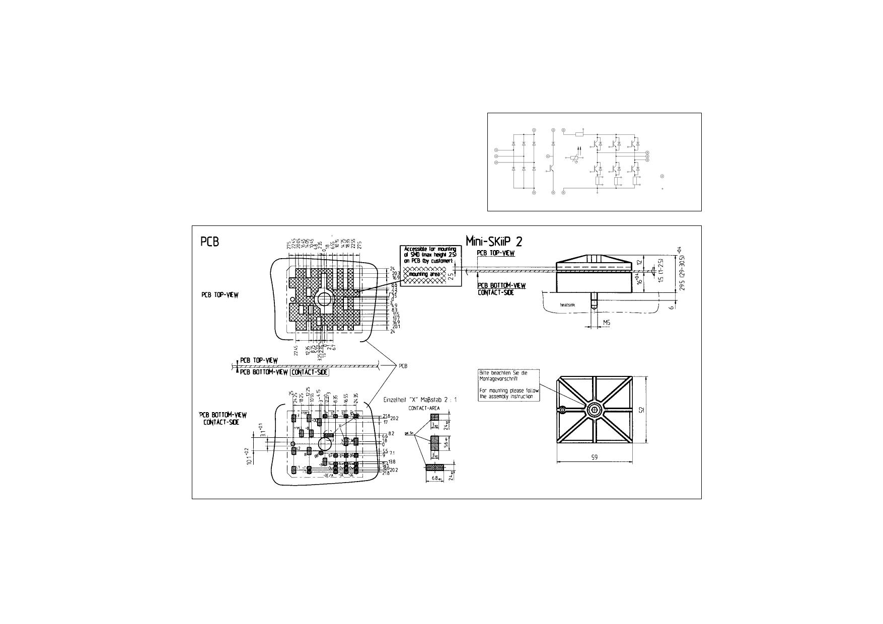 SKiiP22NAB12 pdf, 반도체, 판매, 대치품