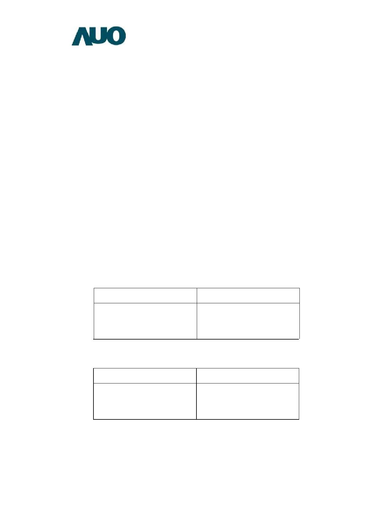 G084SN05-V1 دیتاشیت PDF
