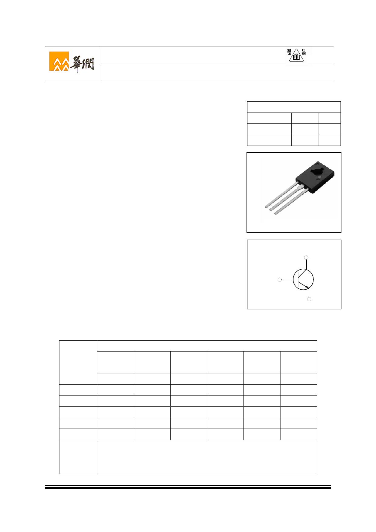 3DD3145A6 Datasheet, 3DD3145A6 PDF,ピン配置, 機能