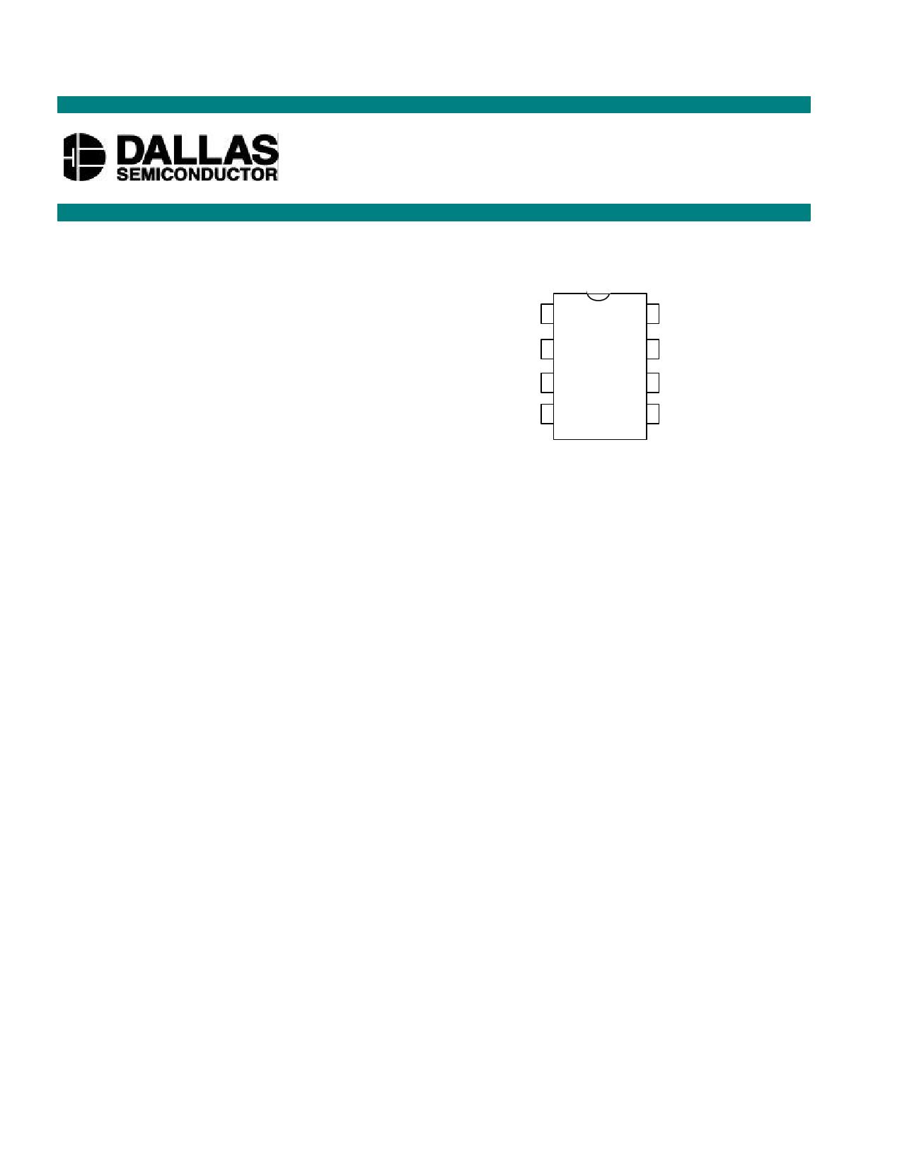 DS1809 دیتاشیت PDF