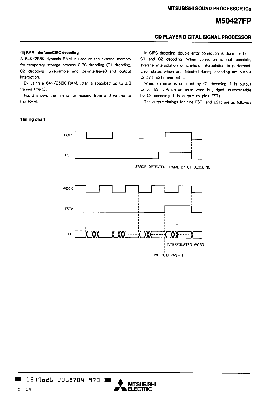 M50427FP arduino