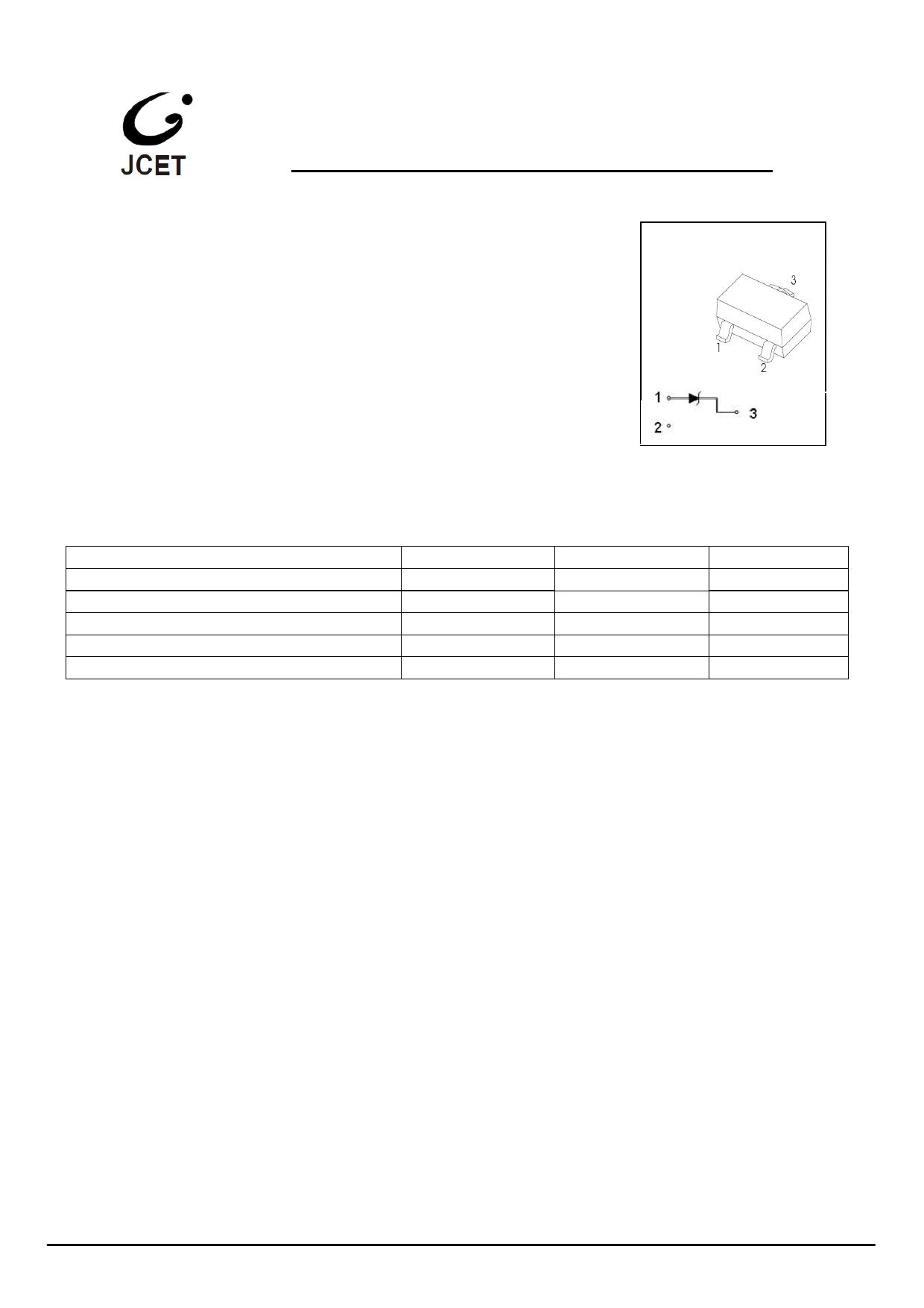 zener diode 5.1 v datasheet pdf