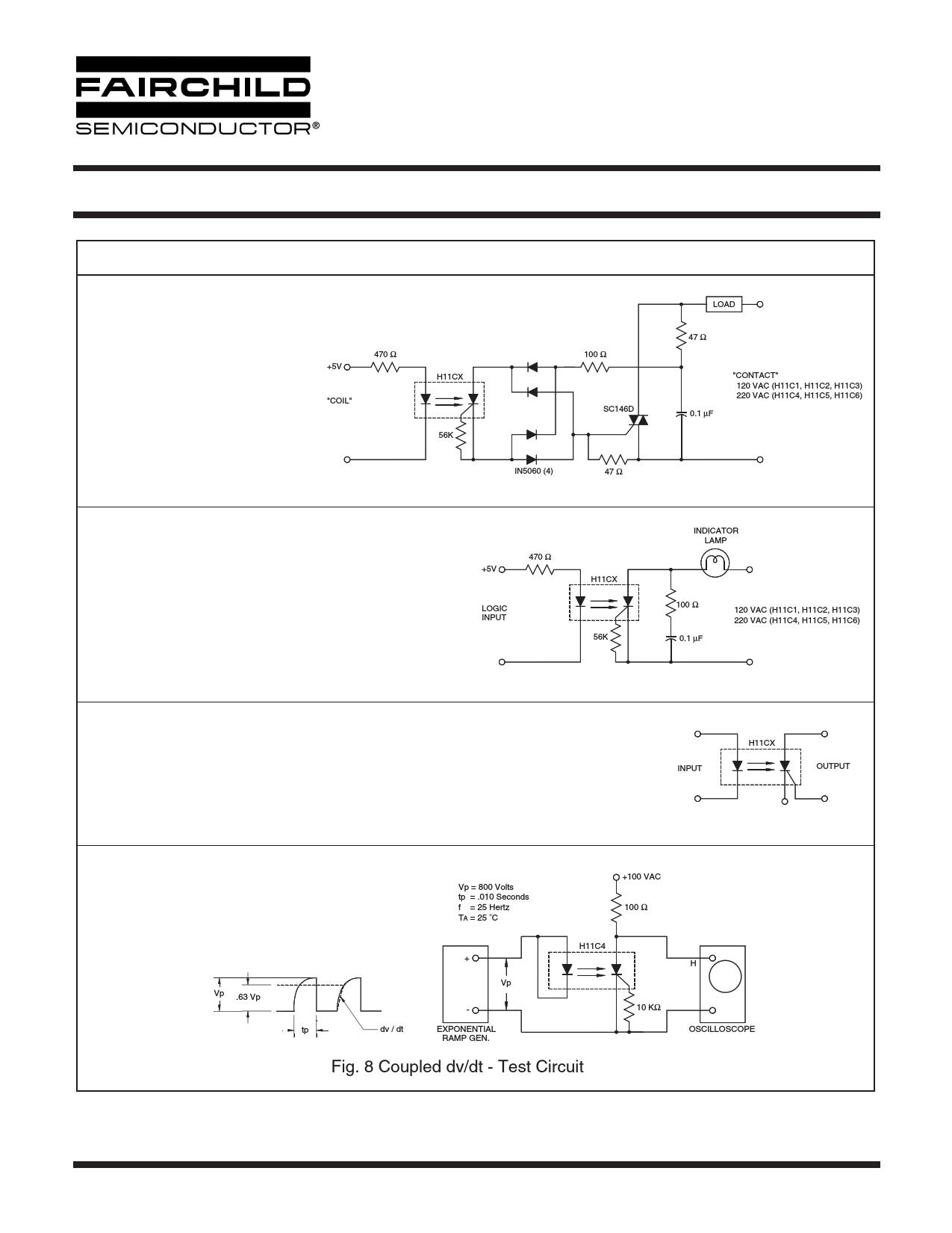 H11-C1 전자부품, 판매, 대치품