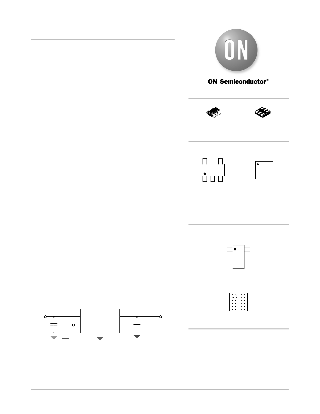 NCV8703 دیتاشیت PDF