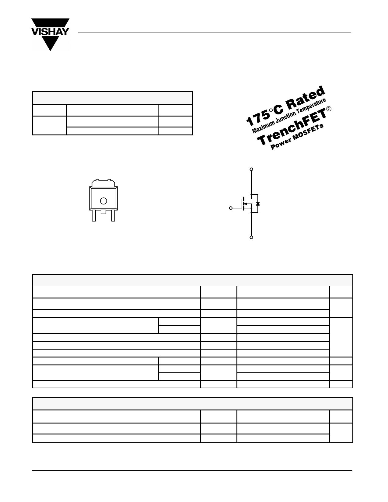 SUD25N06-45L datasheet