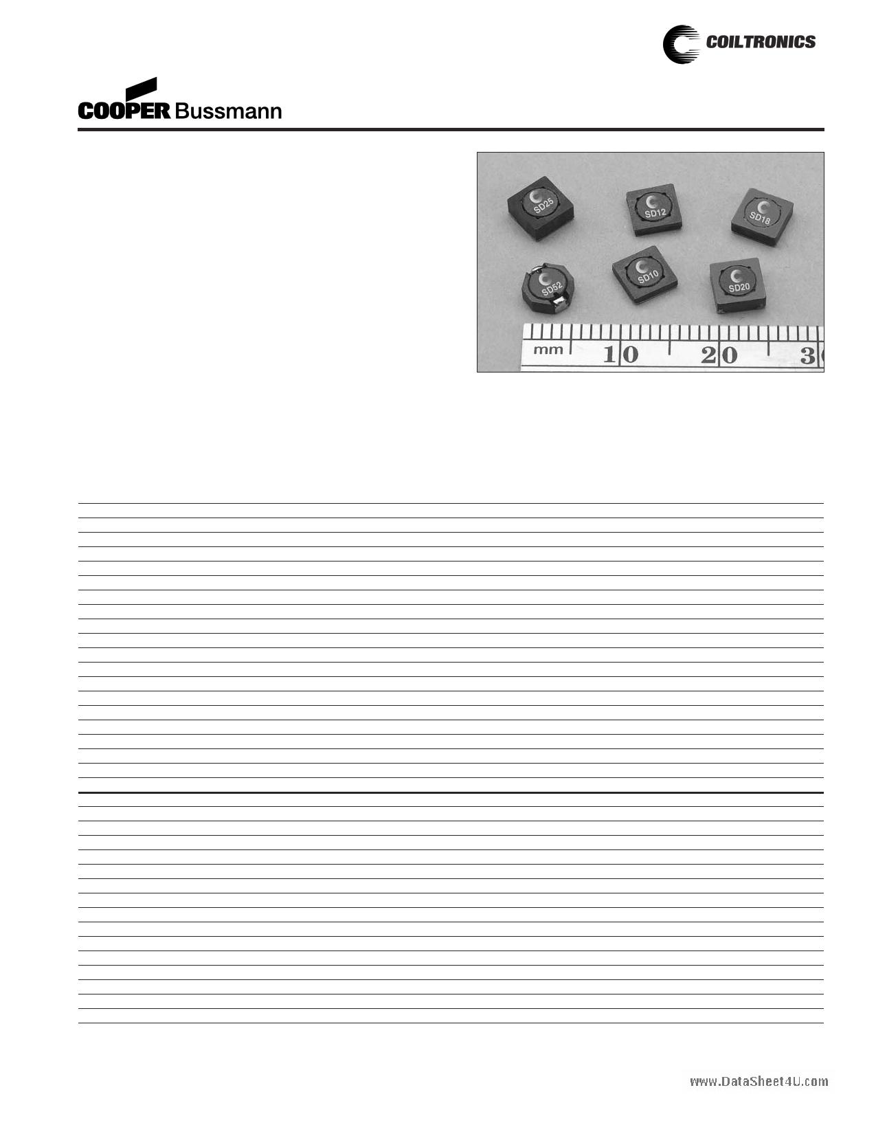 SD20-xxx دیتاشیت PDF