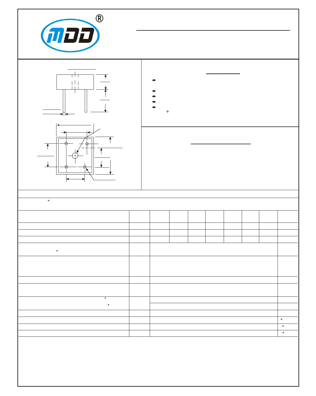 MP1501W Datasheet, MP1501W PDF,ピン配置, 機能
