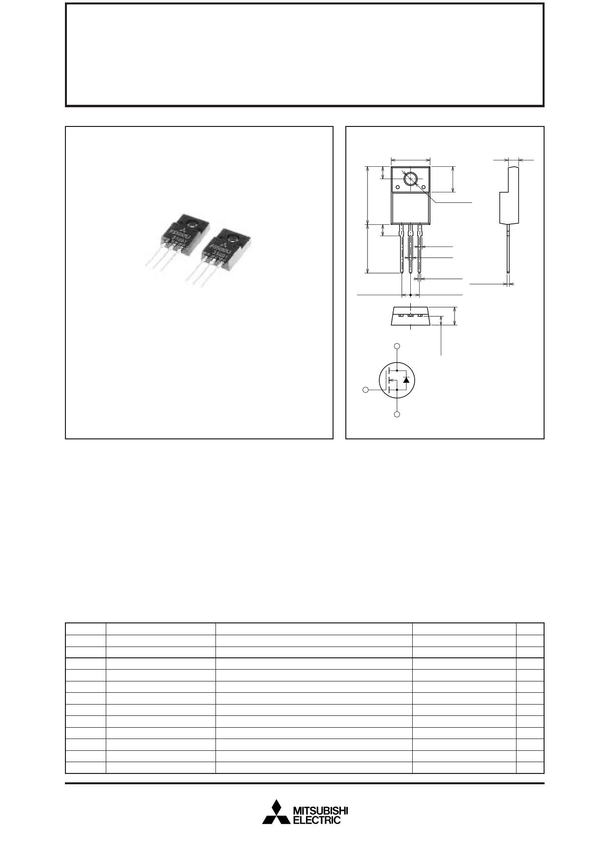 FS50KMJ-3 دیتاشیت PDF