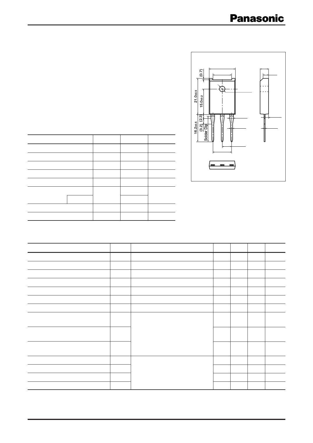 2SK3628 데이터시트 및 2SK3628 PDF