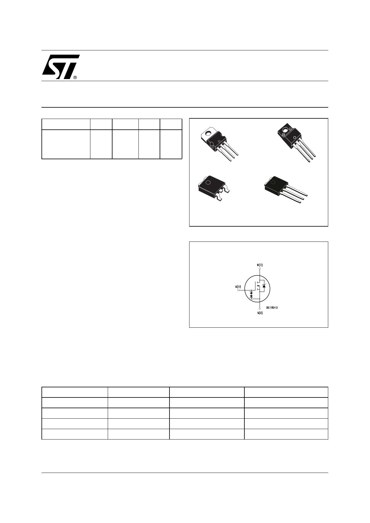 P3NK80Z datasheet, circuit