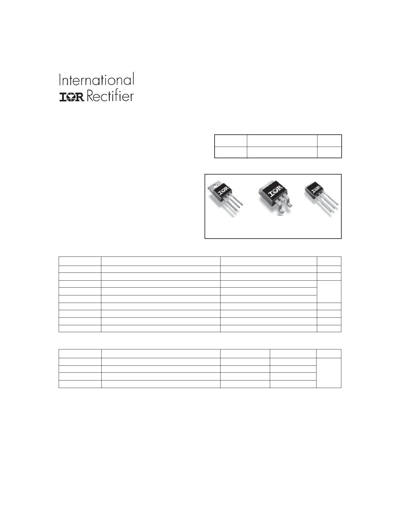 IRL3716LPbF Datasheet, IRL3716LPbF PDF,ピン配置, 機能