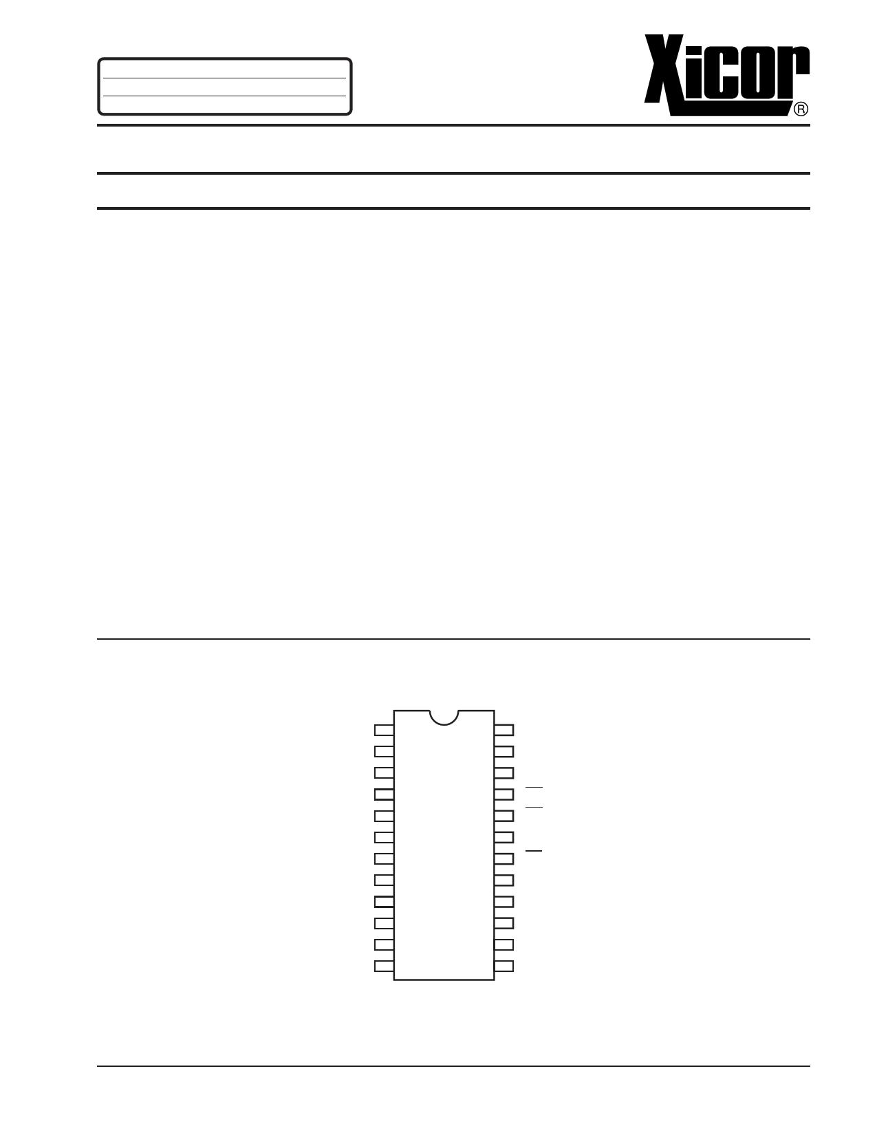 X20C17P-35 دیتاشیت PDF