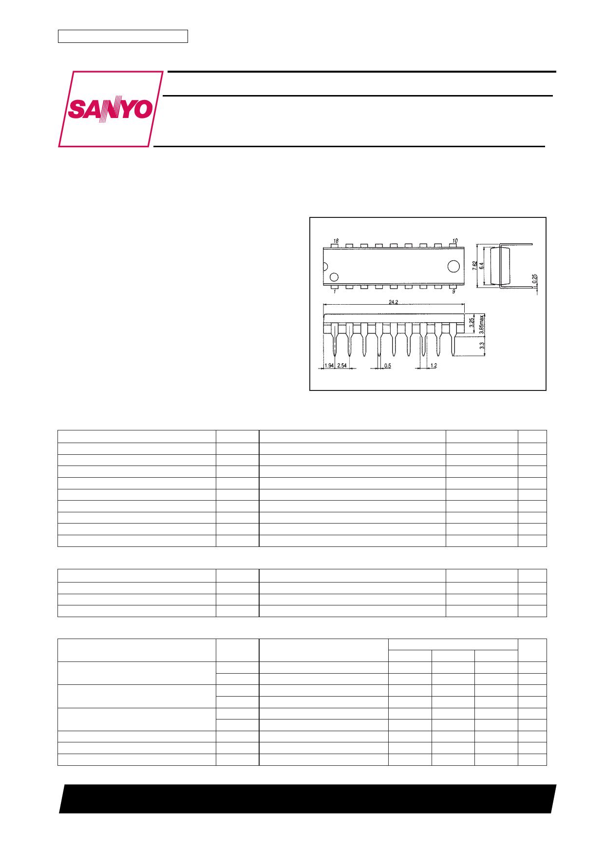LB1740 datasheet