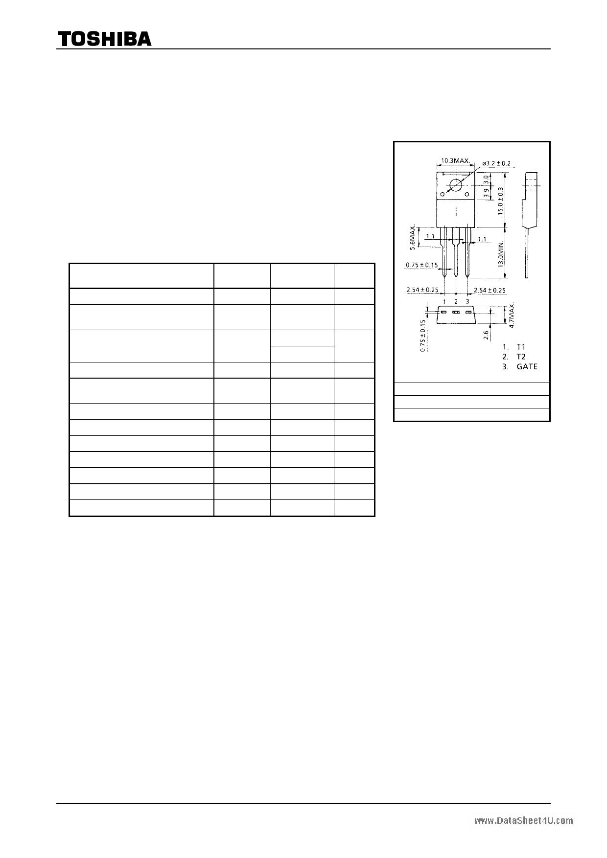 M2LZ47 datasheet image