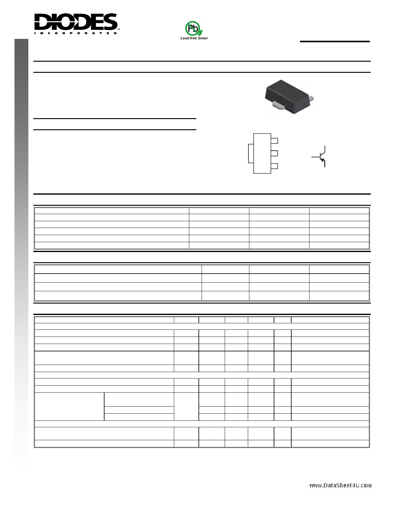 DCX51 数据手册