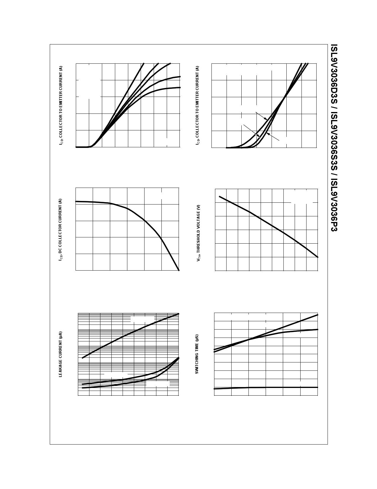 ISL9V3036D3S pdf, 반도체, 판매, 대치품