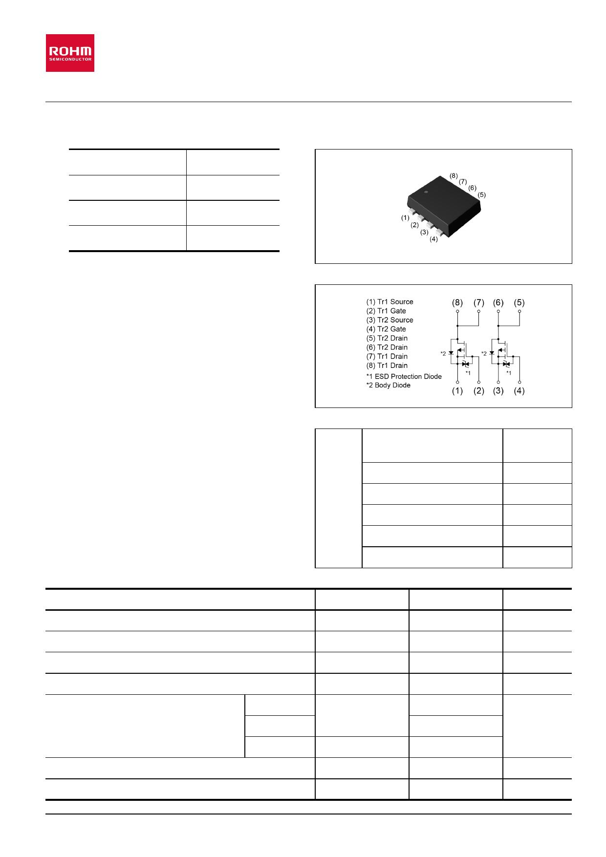 QS8J2 Datenblatt PDF