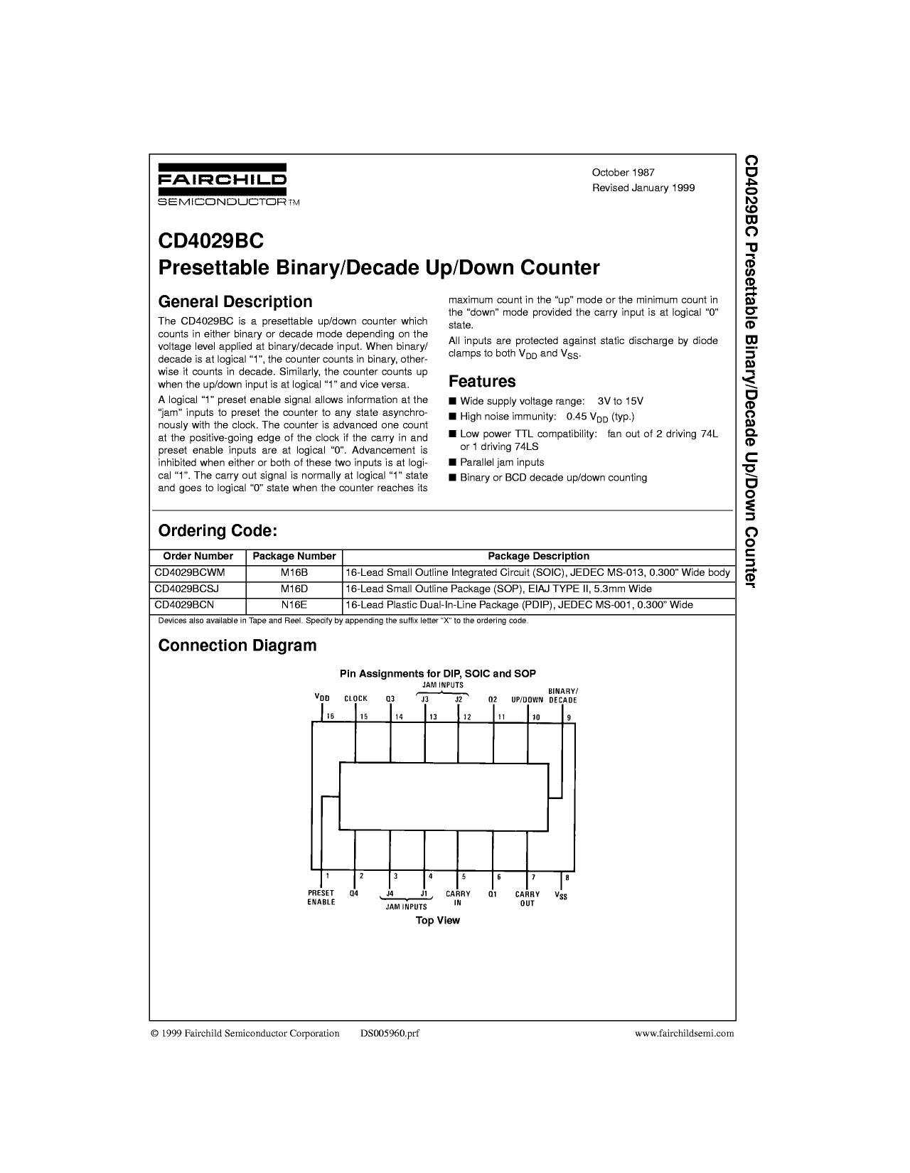4029B دیتاشیت PDF