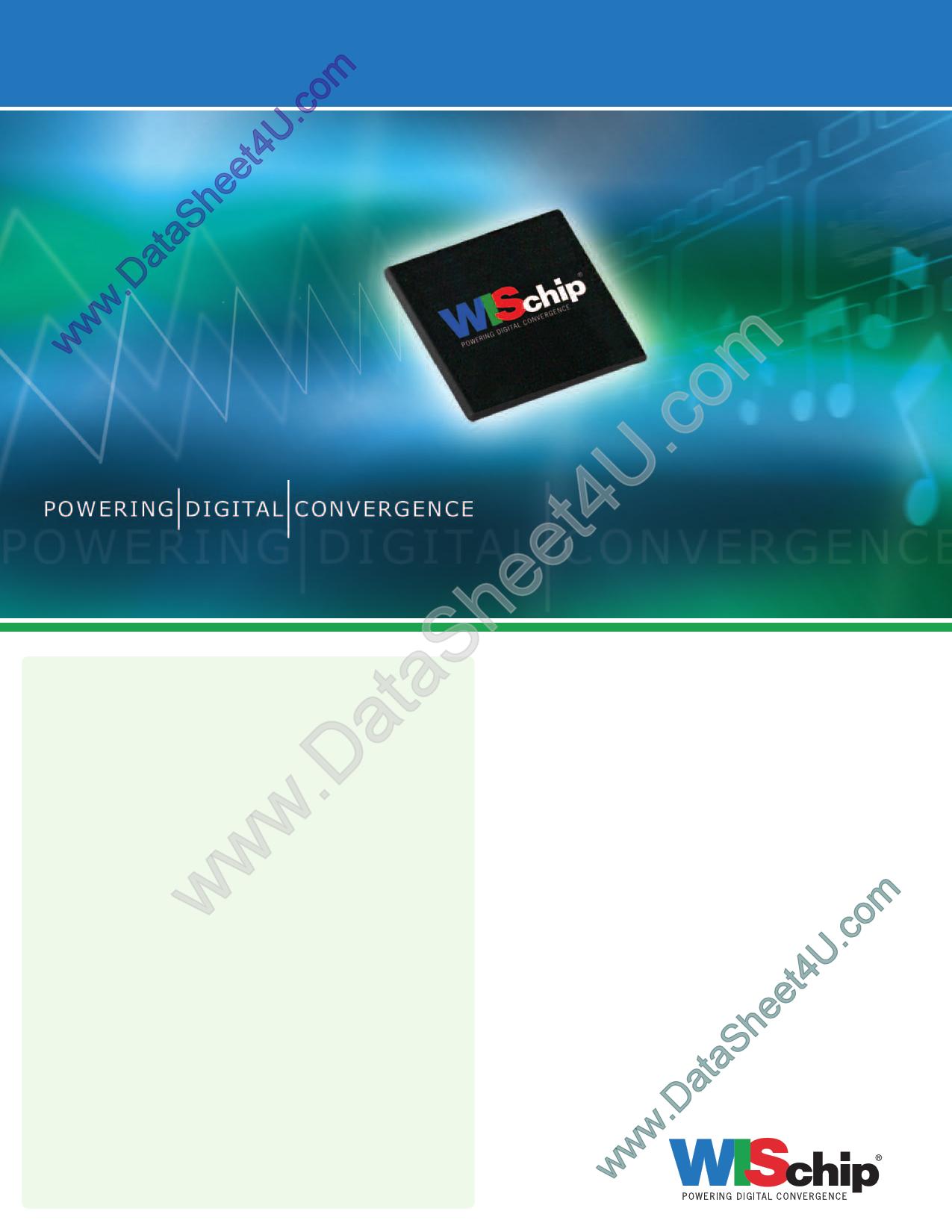 G07007SB Hoja de datos, Descripción, Manual