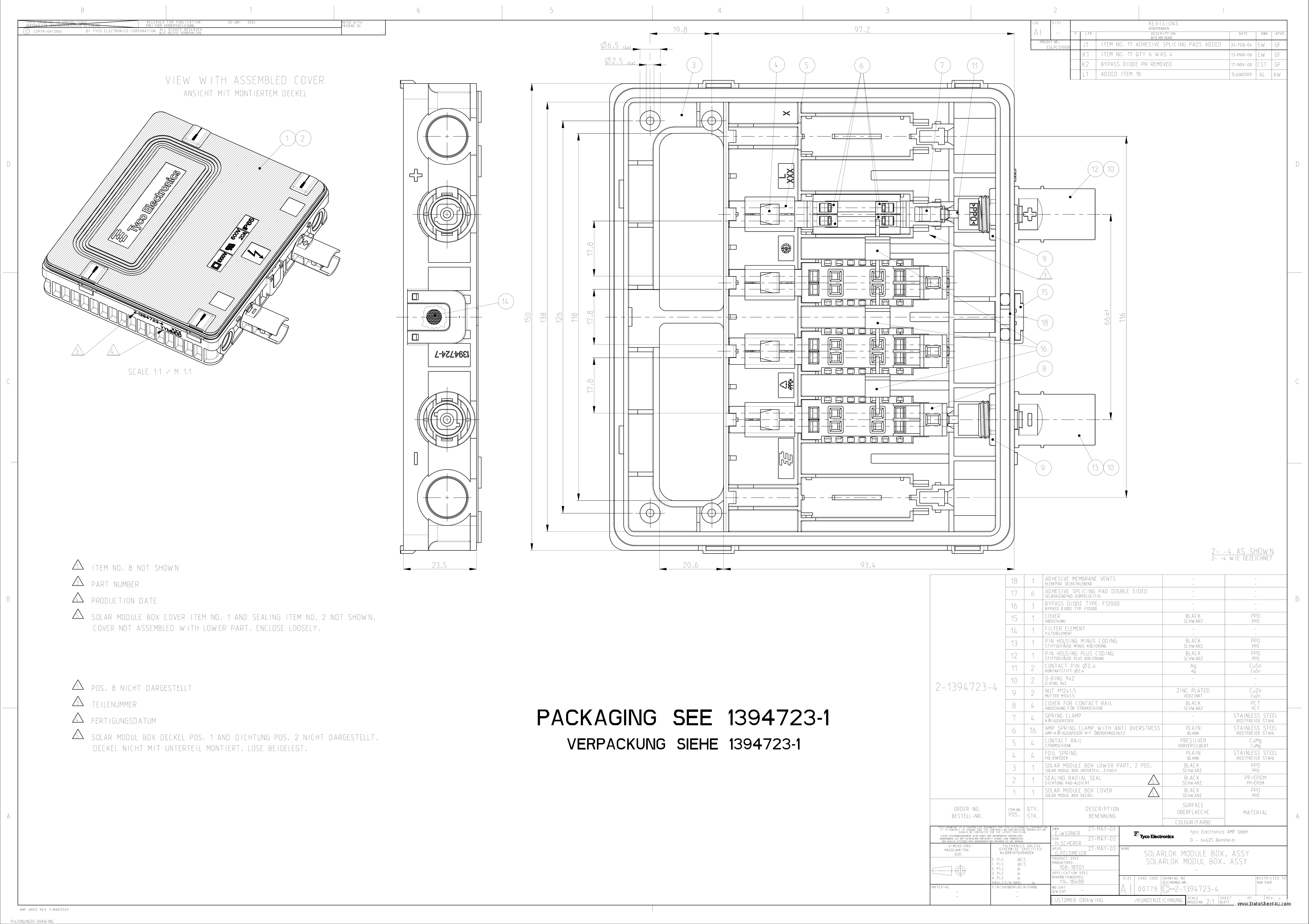 C-2-1394723-4 دیتاشیت PDF