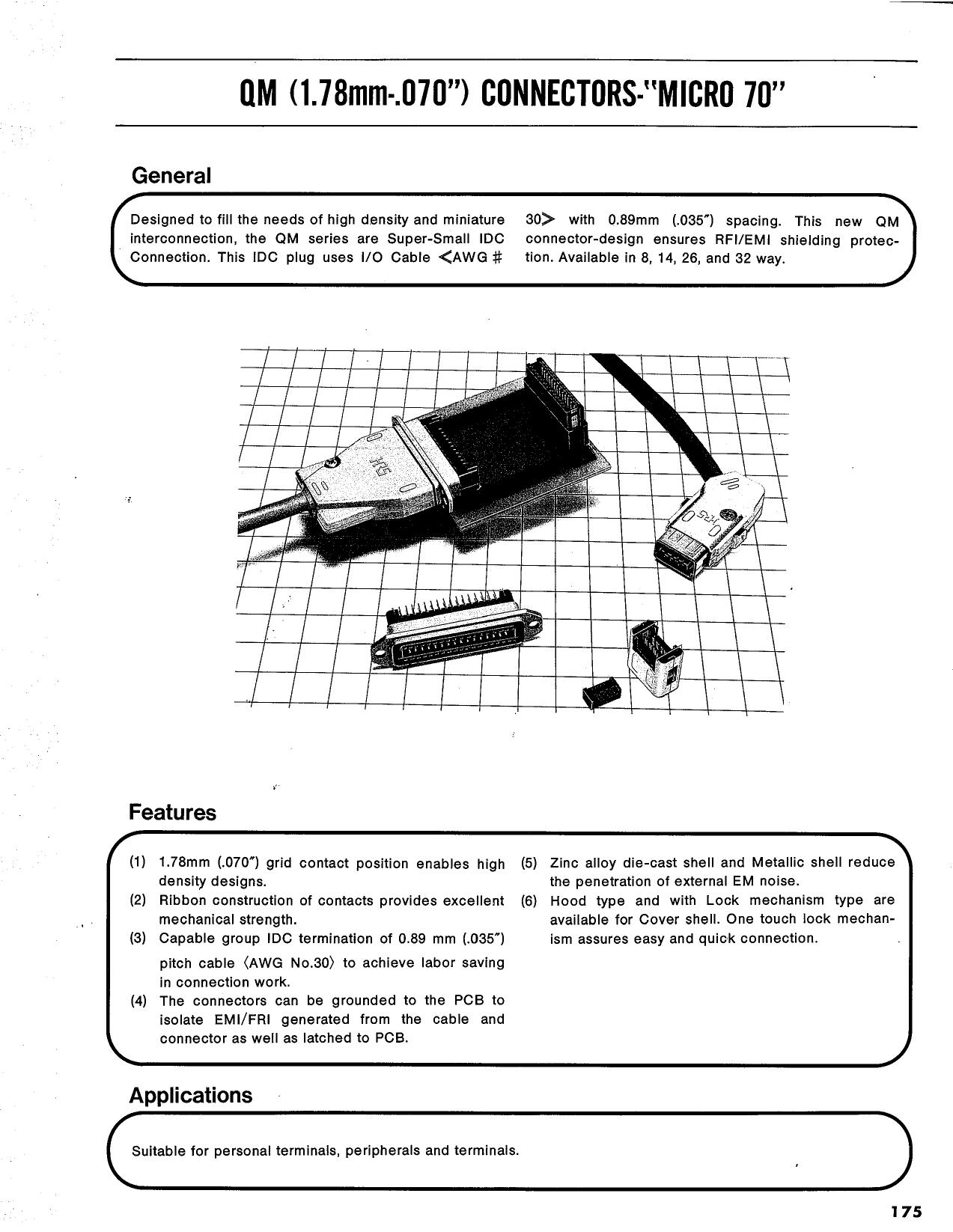 QM-8-CV datasheet