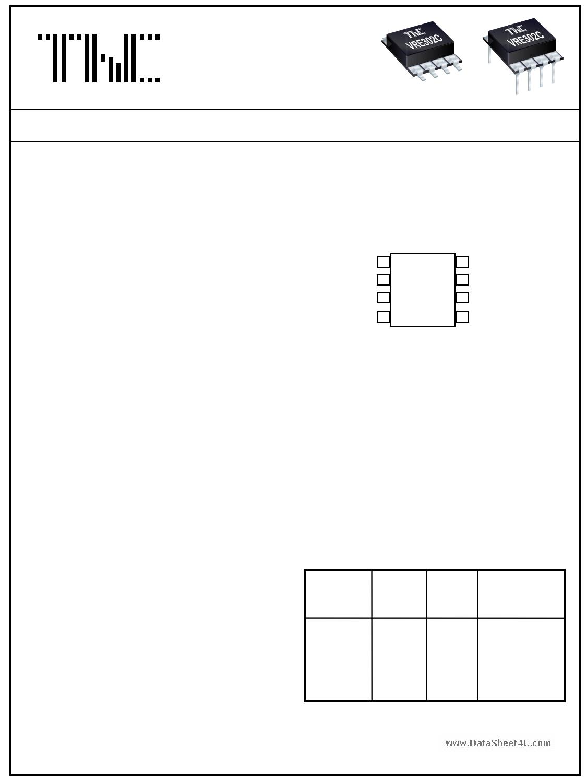 VRE302 datasheet