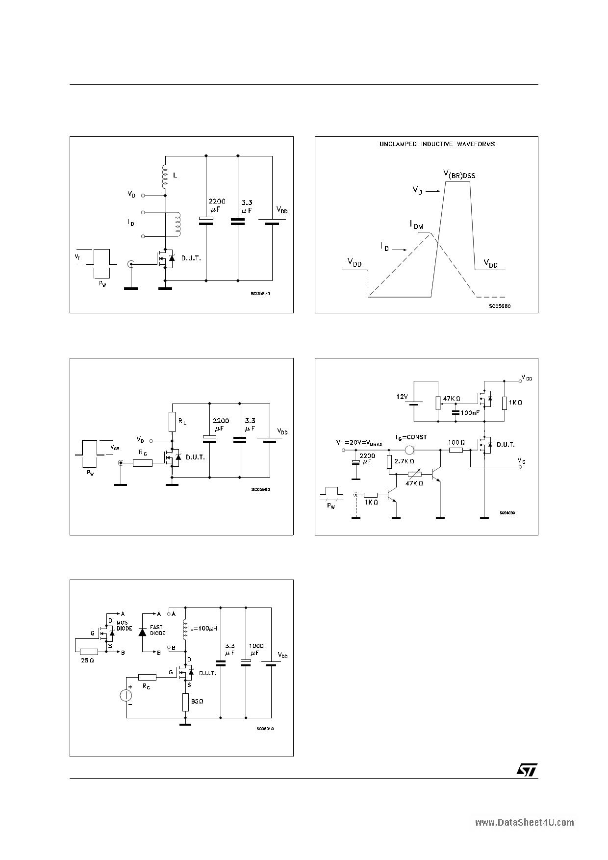 P3NB80FP 電子部品, 半導体