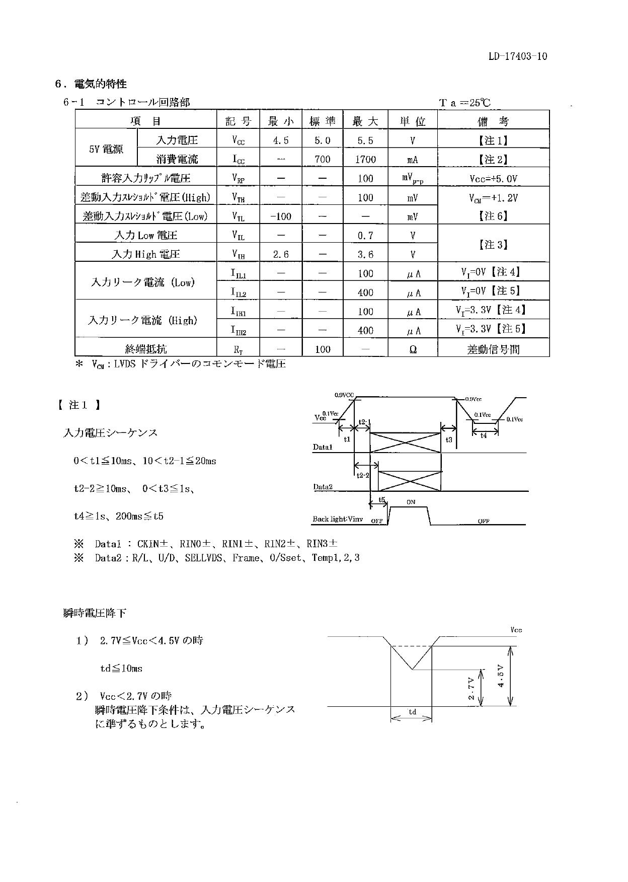 FU-260-003 pdf, datenblatt